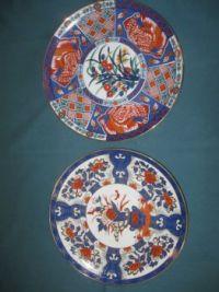 Beautiful Chinese decorative plates