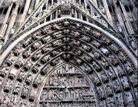 Tynpamum, Strasbourg Cathedral