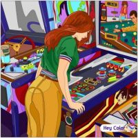 Pinball from Hey Color