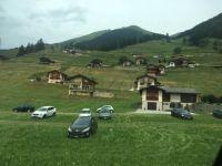 on way to Haute-Nendaz Switzerland