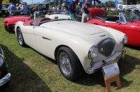"Austin-Healey ""100"" - BN1 - 1954"