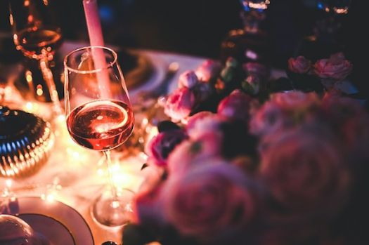 Roses, rosé