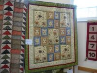 "Priory Quilters ""Owls"""