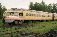 Abandoned Milwaukee Road Hiawatha