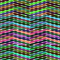 Coloured lattice
