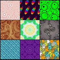 Artistic patterns 37