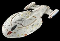 star trek ship voyager