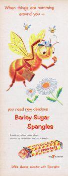 Themes Vintage ads - Barley Sugar Spangels