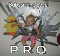 Babysitting pro