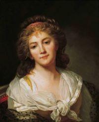 1792 Self Portrait Marie-Geneviève Bouliard
