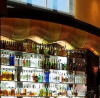 Bar at Cheesecake Factory