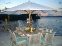 Bermuda setting.