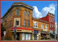 Torge Building - Downtown Main Street ~ Salamanca, New York
