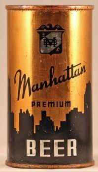 Manhattan Beer - Lilek #519A