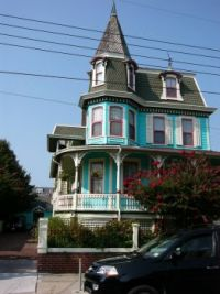Cape May NJ grand victorian