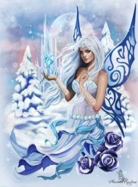 63- Ice Queen by Anna Marine