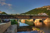 Lovech, Bulgaria Covered Bridge