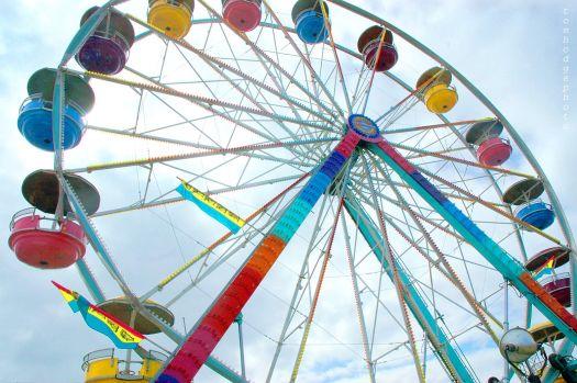 jigidi  201018  empty ferris wheel