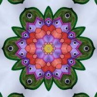 trochu upravená Mandala
