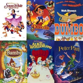 Disney Titles MEDIUm