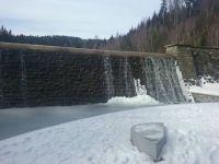 Vodní nádrž Naděje Česká republika