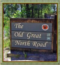The Old Great North Road.