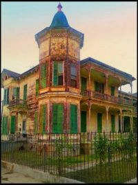 Beauty in Dilapidation