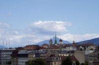 City view, Geneva