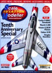 Scale Aviation Modeller International Volume 11 Issue 1 January 2005