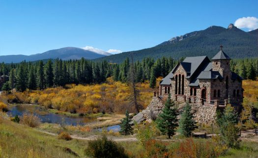 Rocky Mountain Church, Colorado