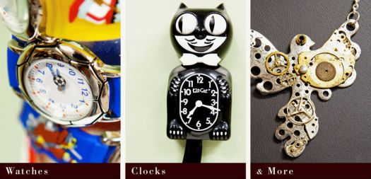 "THEME: ""Clocks, Watches & Timepieces"""