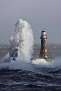 Lighthouse in Sunderland , England
