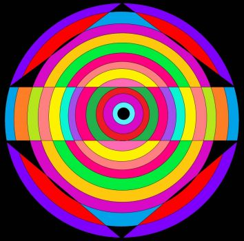Concentric Minus (Medium)