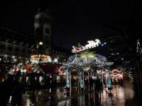 vánoční Hamburk
