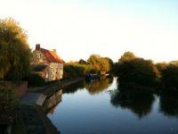 Canal in Milton Keynes
