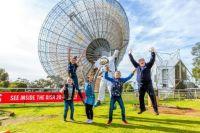 Parkes telescope 21 July 2019