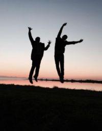 SPN - Jensen and Misha 02