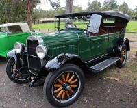 "Chevrolet ""AB National"" Tourer - 1928"