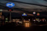 My Town at Night