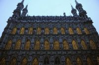 Winter in Leuven - Town Hall