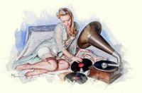 classic pinup girl 20