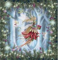 A Winter Solstice Fairy