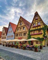 12.5 Rothenburg ob der Tauber by voyageblonde