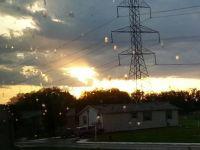 storm skies
