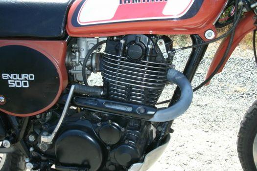 1978 Yamaha Enduro 500