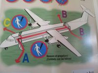 Airplane safety 2