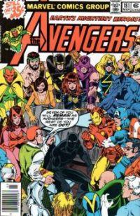 Avengers 181