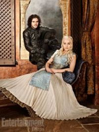 Jon and Danerys