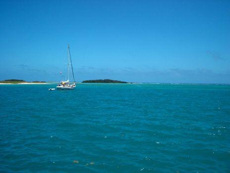 Dry Tortugas Island Scene