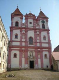 Kostel sv. Václava ve Znojmě